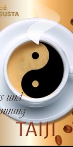 Yin Yang Kaffee TAIJI - Ausgewogenes Aroma, Stärke und Harmonie für genüssliches Aroma, 100% Arabica