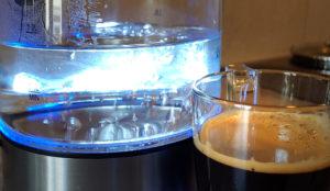 Kalkfreies reines Wasser - stets saubere Wasserkocher und Gläser und reinster Geschmack für deinen Kaffee