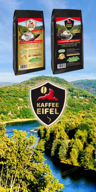 Kaffee Eifel · Genuss · Regional · Fair