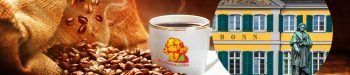 Banner Beethoven Kaffee