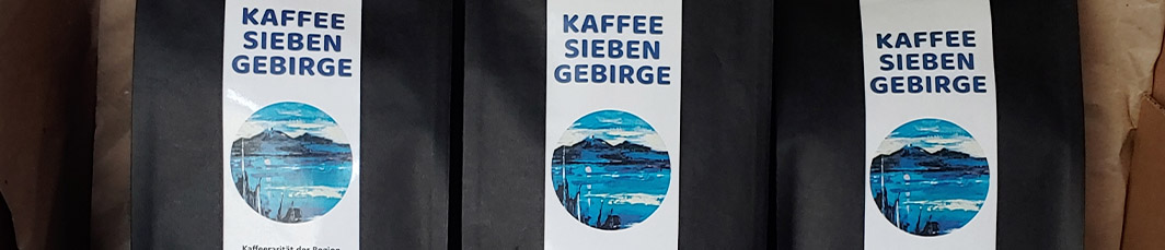 Kaffee Siebengebirge